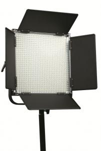 China Black Ultrathin LED Panel Lights For Video Long Lifetime 50000 Hrs on sale