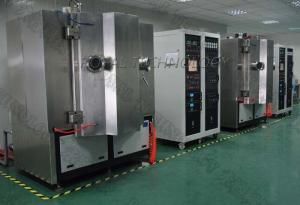 China IPG  Gold Vacuum PVD Plating Machine, Steered Arc Cathodes PVD plating machine,  Droples Free Arc Coating System on sale