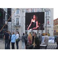 Outdoor Audio Visual Screens P8mm Solutions LED Video Wall for Event