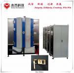 Door Fitting Titanium Coating Machine Cathodic Multi Arc Plating Vacuum Technology