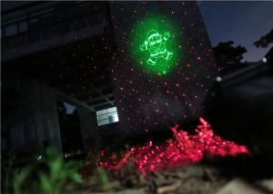 China Dancing Santa's Laser Motion Cartoon Mr Christmas Laser Lights Projector With Laser Dots Star Effect Lights on sale