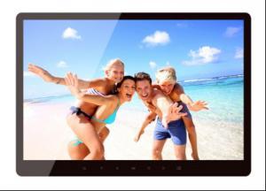 China 1280*800 Hi Res HD Digital Photo Frame Motion Sensor Supporting SD / MMC / MS / USB on sale