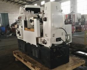 China Horizontal Type Gear Hobbing Machine With Servo Motor Hardening Treatment on sale