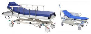 China Trendelenburg Patient Transfer Trolley , Easy Operated Ambulance Stretcher Trolley on sale