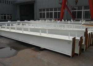 China Custom Dimension Steel Structure Workshop Q235b Q345b Grade By Auto Cad Teckla on sale