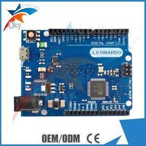 China 20 Digital Pins Leonardo R3 Board For Arduino Controller ATmega32u4 on sale