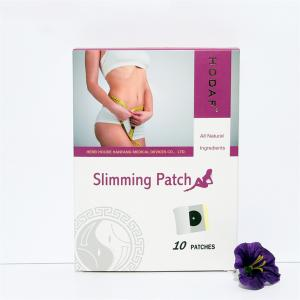 China Slim Patches Slimming Fast Loss Weight Burn Fat Feet Detox 10 Pcs Trim Pads on sale