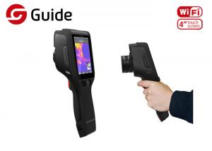 China High Resolution Infrared Thermography Camera / 4 LED Display IR Thermal Imaging Camera on sale