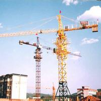 8 Ton Construction Tower Crane QTZ63-5515