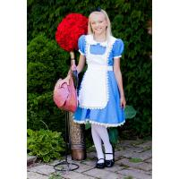 China Story book Fairytale Teen Girl Halloween Costumes Child Supreme Alice on sale