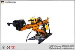 China Full Hydraulic Modular Diamond Core Drilling Rig , Underground Drill Rigs 300 BQ on sale