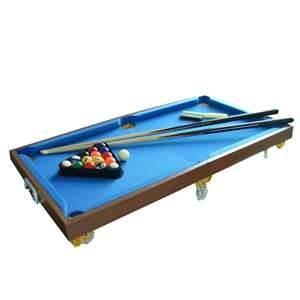 BM Kids Mini Desktop Portable Ft Coin Folding Minnesota Fats - Fats pool table
