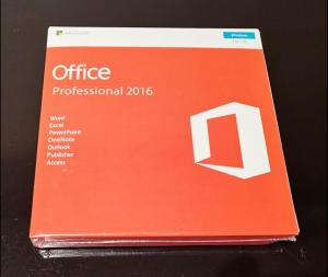 China Professional Microsoft Office 2016 Key Code Card Standard Full Package 1024x576 Resolution on sale