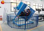 China Made Racing Simulator Cockpit Fly Motion 720 Degree Flight Simulator