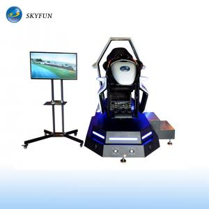 China Skyfun 2019 Project Car Game VR Racing Simulator Virtual Reality Game Machine on sale