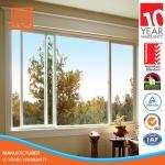 Australia Standard Double Glass Aluminum Sliding Patio Windows