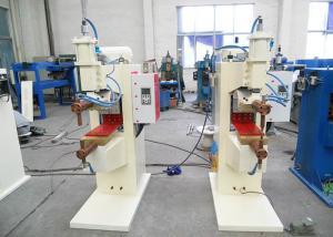 China Pneumatic Spot Resistance Welding Machine Inverter DC 300-800kg 50Hz 60HZ on sale