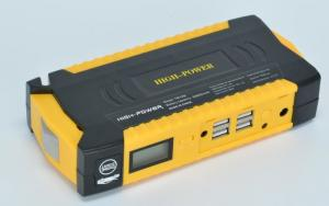 China 600A  Peak Current 18000mah Emergency Power Bank Portable Car Jump Starter Battery on sale