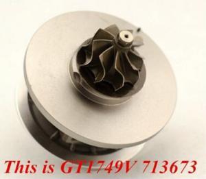 China Turbocharger cartridge GT1749V 713673 454232-2/6 701855-6 712968 722730 Turbo for AUDI VW on sale