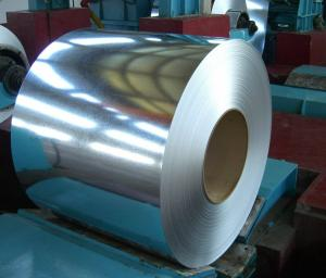 China SGCC Outside Walls Hot Dip Galvanising Steel Coils , Galvanized Steel Roll on sale