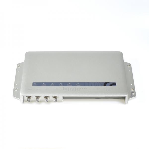 Fixed UHF RFID Reader Writer Rugged Industrial 4 TNC External