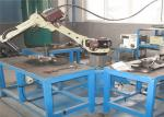 Customized Color Robots In Automotive Industry Tube To Tubesheet Welding Station
