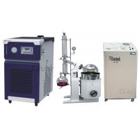 Zhengzhou Greatwall 20L Rotary Evaporator with Chiller & Solvent Recovery Pump