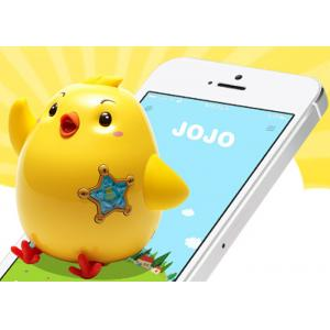 China Wireless Voice Recognition Story Teller Toys interacting with Mobile on sale