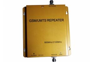 China Signal Booster | UMTS980 / GSM Repeaters , UMTS Dual Band Mobile Phone Signal Repeater on sale