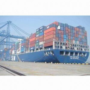 China Sea Shipping/Logistics Service, from Shanghai, Ningbo, Guangzhou, Shenzhen on sale
