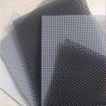 Специализированный экран окна металла провода продукции 12меш* 0.7мм невидимый для украшения