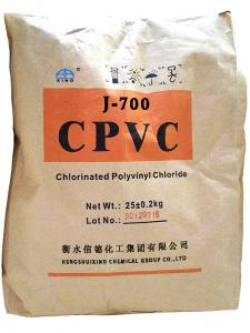 China China factory CPVC Resin on sale