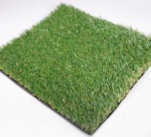 China Outdoor Artificial Putting Turf For Garden , Artificial Lawn Turf 25mm Height on sale