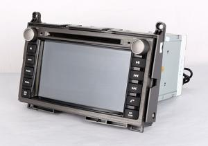 China Radio BT Stereo Venza 2008 Toyota DVD Navigation System With Steering Wheel Control on sale