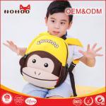 Mochila personalizada del mono del niño para los niños/bebé/niños