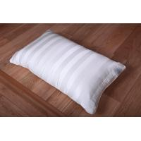 China Customized Health Silk Natural Comfort Pillow With Mulberry Fabric on sale