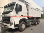 HW76 Cab Diesel Fuel 450hp Heavy Duty Dump Truck