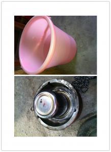 China plastic water bucket on sale