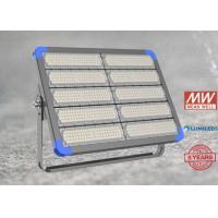 Indoor / Outdoor LED Sports Ground Floodlights , 600Watts LED Stadium Lighting