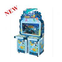 Fish Fork Master video redemption game machine for kids