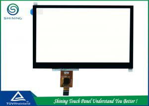 China 5 Inch Capacitive LCD Touch Panel Window ITO Glass For Industrial Equipment on sale