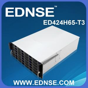 China ED424H65-T3 24 Bay Hot Swap 4U Server Case on sale