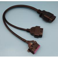 Round Volkswagen Y OBD2 Power Cable For Connect Telematics / M2M Devices