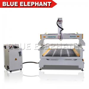 China Big Z Axis CNC Router for Guitar Making , ELE 1325 Rotary Wood Machine Router with Cheap Price on sale