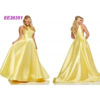Corset Back Ball Gown Coral Cinderella Quinceanera Dresses Customade Sweet
