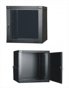 China Dust - Proof Small Server Rack Cabinet / Rack Mount Server Cabinet Low Noise YH2004 on sale