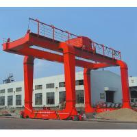 Electric Box Girder Gantry Crane for Construction Sites