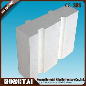 China Industial furnace layer used refractory light weight insulation brick on sale