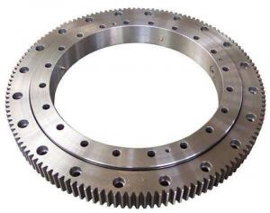 China China Rothe Erde ball slewing bearing manufacturer, slewing ring used on crane, excavator and other machinery on sale