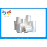 78% Clear BOPETG Thermal Heat Activated Shrink Film For Shrink Sleeve Applications